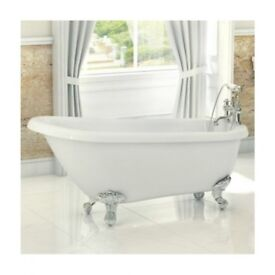 Traditional Balmoral Slipper Bath was £599 now £330
