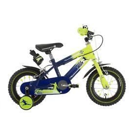 "Raleigh Striker Kids Bike 12"""