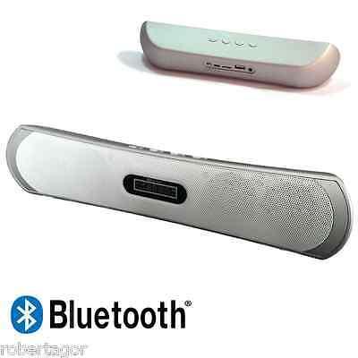 Altavoz Speaker Bluetooth Fm Tf Aux USB Altavoz Celular Ipod Smartphone Tablet