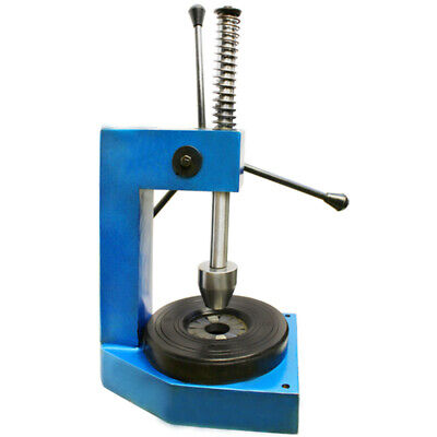 Heavy Duty Ring Rounding Stretcher Enlarger Expander Sizer Machine w/ 17 Collets