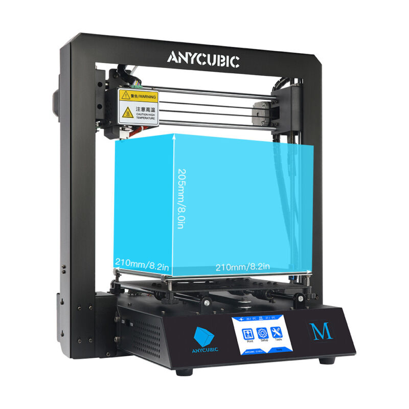 Anycubic Used 3D Printer Mega-S Second-hand (No PLA)