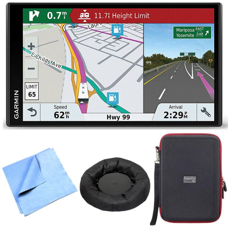 "TomTom GO 715 Car Portable GPS Navigator Bundle Set 4/"" LCD tom 910 710 road trip"