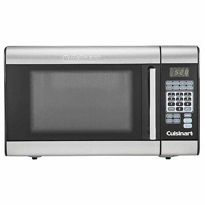 Cuisinart 1 Cu. Ft. 1000 Watts Stainless Steel Microwave Oven - Recertified