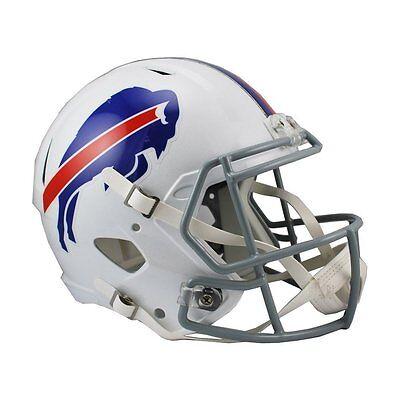 NFL Football Full Size Speed Helm Helmet BUFFALO BILLS Riddell neu