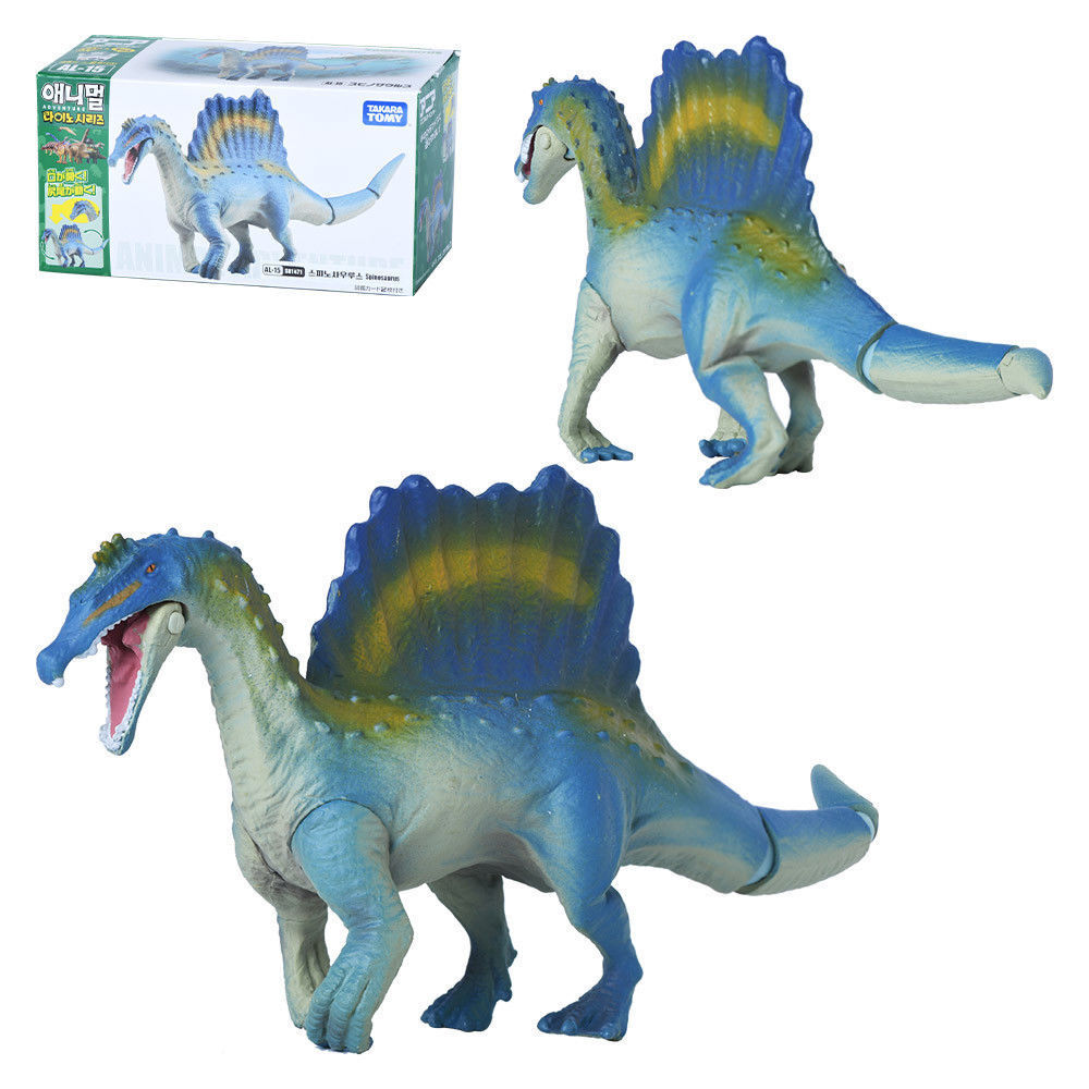 Takara Tomy ANIA AL-07 Mammoth Animal Dyno series Action Figure Education Toy