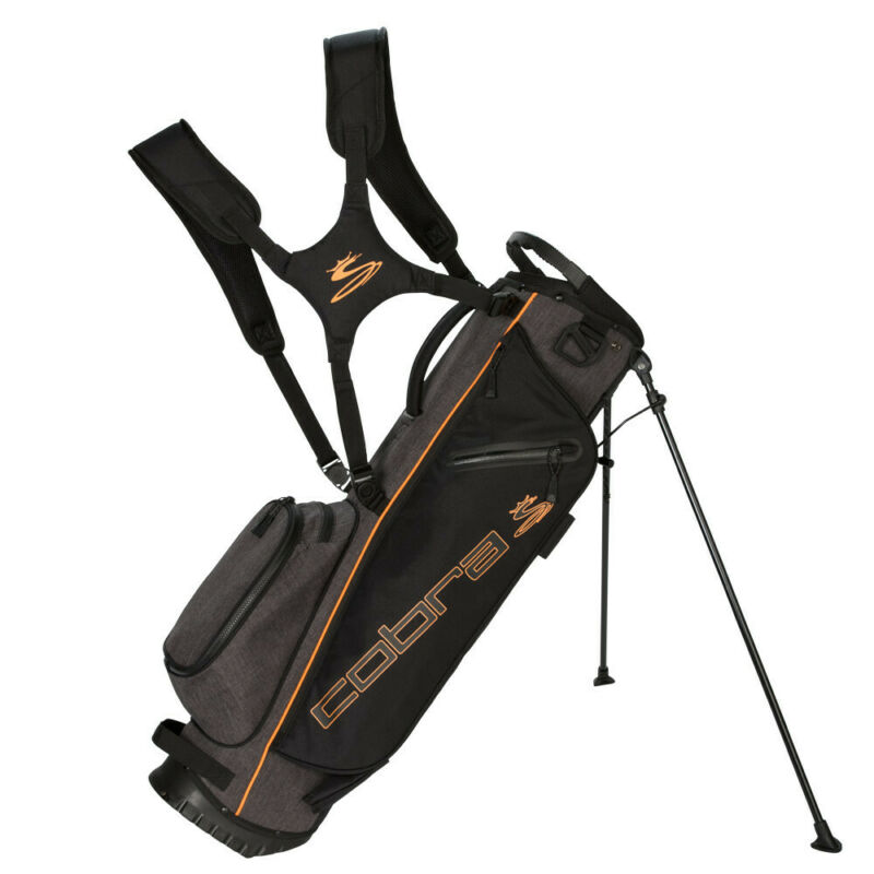 NEW Cobra Golf 2021 Ultralight Sunday / Stand / Carry Bag - Pick the Color!