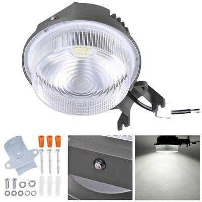 30W LED Barn Light w/ Photocell 4000lm IP65 ETL Dusk to Dawn Outdoor Security