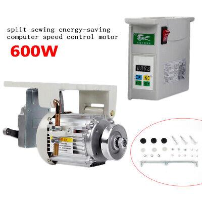0.6kw Brushless Servo Motor Energy-saving Low Noise F Industrial Sewing Machine