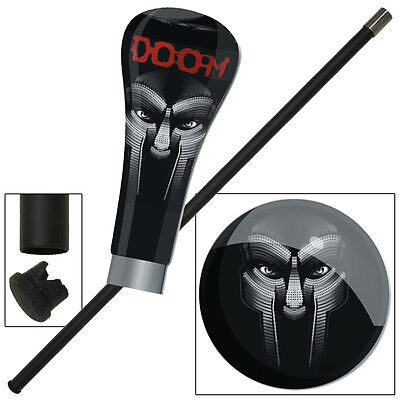 MF Doom Dooms Day Walking Cane Stick Men's Apparel