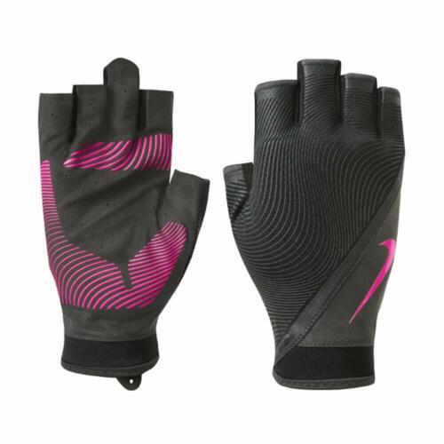 Women Havoc Weightlifting Training Gloves Black / Pink (NLGB8098), Sz XS - SM