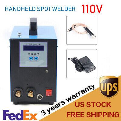Jst-4 Pulse Spot Welder Welding Soldering Machine For Battery Pack 5kva 5kw 110v