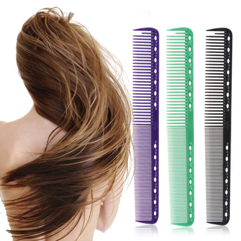 Carbon Anti-static Hairdressing Brush Professional Salon Fla