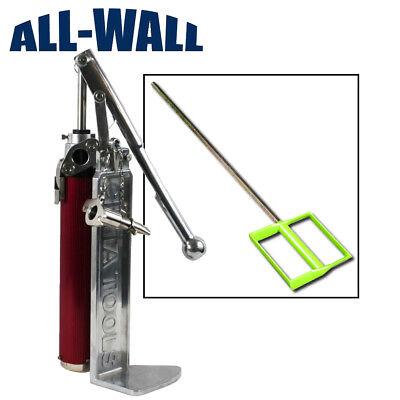 Cinta Pro Drywall Mud Compound Pump Wbox Filler Free Drill Mixing Paddle