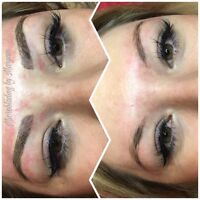 MICROBLADING EYEBROWS BY MARYAM ($279 holiday special)