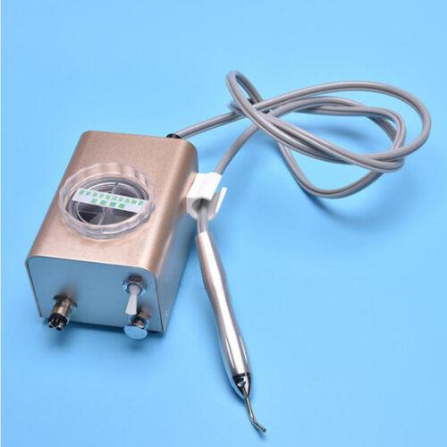 Dental Cleaning Sandblasting Scaler 2 Hole Polishing Unit machine Sale LM