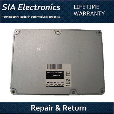 Lexus LS400 ECM ECU PCM Repair & Return  Lexus ECM Repair