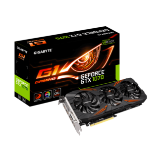 Nvidia GTX 1070 Gigabyte