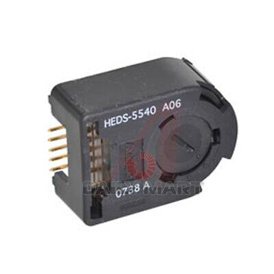 New In Box Avago Heds-5540-a06 Rotary Encoder Optical 500 Quadrature