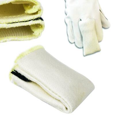 Tig Welding Finger Gloves Heat Shield Cover Guard Protect Glass Fiber