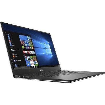 DELL XPS 15 9560 7TH GEN I7-7700HQ 8GB 256GB SSD 1080P GTX1050 BACKLIT WIN 10