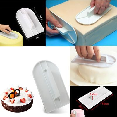 Cupcake Accessories (Decorating Cake Smoother Cupcake Fondant Pastry Kitchen Accessories Cake)