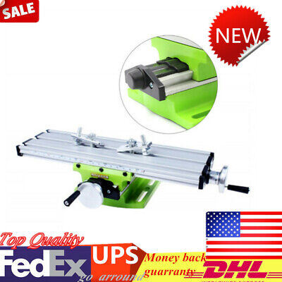 Multi-function Mini Worktable Milling Machine Working Cross Bench Drilling Table
