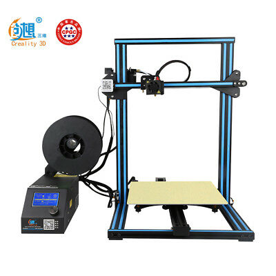 Creality CR-10S 3D Printer 300X300X400mm Carry on Print Filament Monitor Upgrade