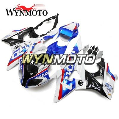 Body Kits for BMW S1000RR 09 10 11 2012 2013 14 Blue White Red Plastic Injection
