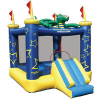 *BOUNCY CASTLE DRAGON*Jumper*Brinca brinca!