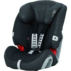 Britax 1-2-3 group Child car seat