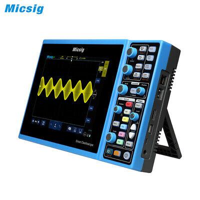Micsig Sto1104c Plus Tablet Oscilloscope 100mhz 4ch Touchscreenbutton Battery
