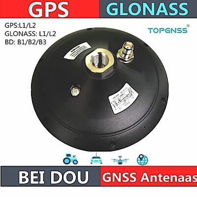 Gnss Rtk Antenna Gps Glonass Beidou Waterproof High-precision Cors Rtk Receiver