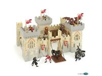Brand New - unboxed Papo Toy Wooden Castle