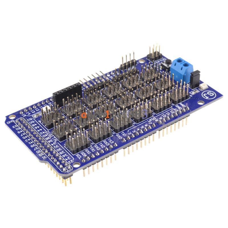 Mega Sensor Shield V2.0 V2 For Arduino ATMEGA 2560 R3 1280 ATmega8U2 ATMEL AVR