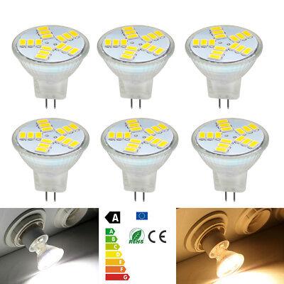 MR11 GU4 AC12V DC12V LED 2W 3W 4W LED Spot Lamp Light Bulbs A+ 35mm Diameter