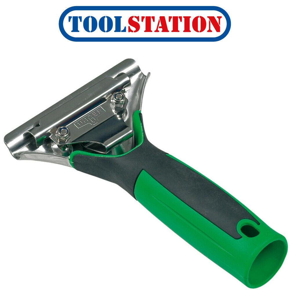 "Unger Professional Ergotec WINDOW SQUEEGEE 14/"" Performance Grip Steel 977140 NEW"