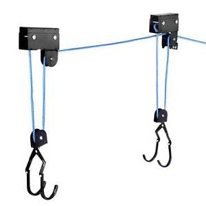 AUS FREE DEL-2x 45kg Capacity Kayak Hoist Ceiling Rack, 16m Rope Sydney City Inner Sydney Preview