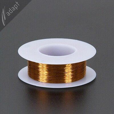 Magnet Wire Enameled Copper Natural 36 Awg Gauge 130c 18 Lb 1550 Hpn