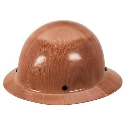 Msa Safety 475407 Skullgard Protective Hat Natural W Fas-trac Iii Suspension