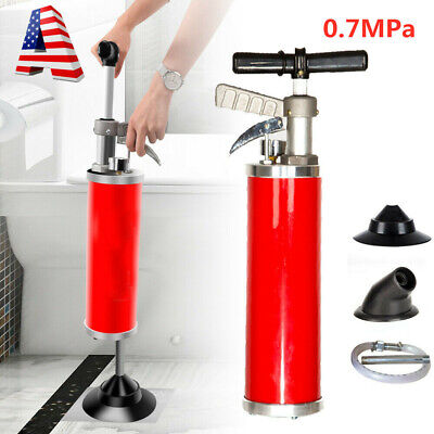 0.7mpa Air Pressure Pipe Clean Kinetic Dredging Device Cleaning Tools 30-130 Mm
