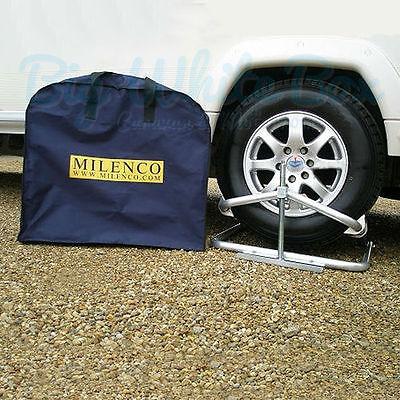 Milenco Aluminium Caravan Motorhome Leveller Level + Storage Bag
