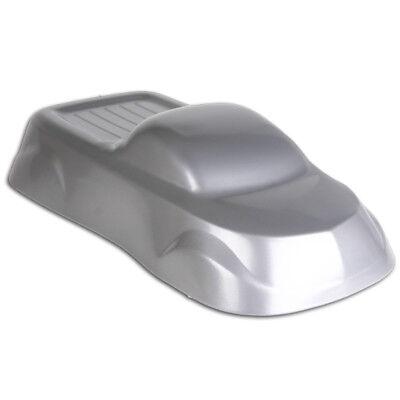 Powder Coating Paint Wheel Silver Ii 1lb .45kg