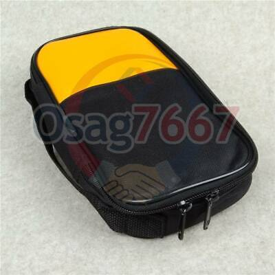 1pc Soft Carrying Case Fits Fluke 87v 28ii 27ii 88v 1621 287 289 187 279 189