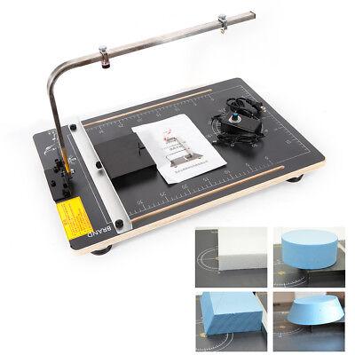 110v Table Foam Cutter Cutting Machine Hot Wire Styrofoam Foam Working Table Usa