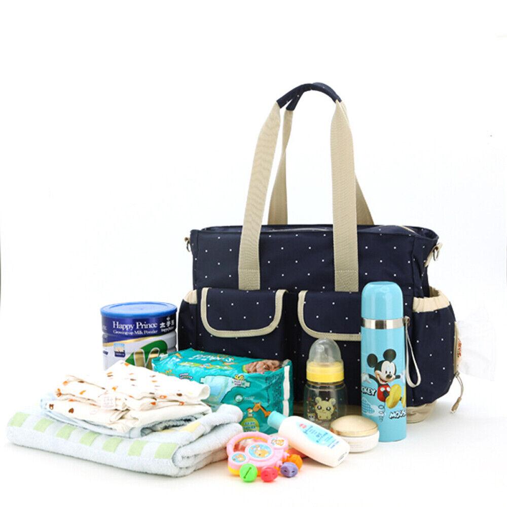 Diaper Bag for Baby , Organizer Waterproof Mommy Handbags Ba