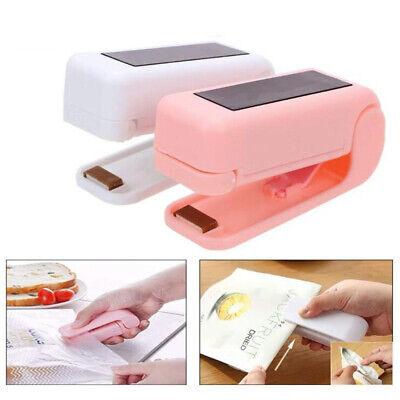 Mini Plastic Bag Heat Sealer Impulse Handheld Food Packaging Bag Sealing Machine
