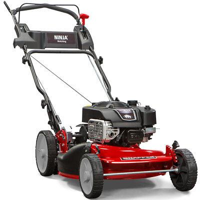 Snapper NINJA 21-Inch 190cc Self-Propelled Mulching Lawn Mower - 7800981