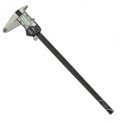 12 Inch Digital Vernier Stainless Steel Caliper Gauge Micrometer 312b-02