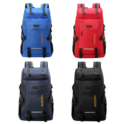 waterproof travel backpack hiking camping outdoor sports