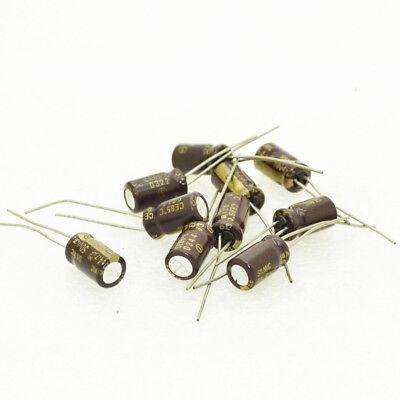 10pcs Elna Silmic Ars 4.7uf50v Audio Electrolytic Capacitor-6023
